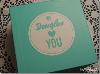 Douglas Box of Beauty Februar (2)